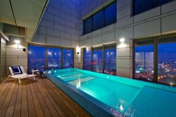 Tel-Avivi álom penthouse
