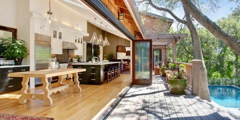 Kaliforniai erdei ház