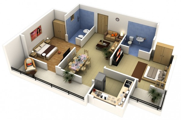 2-bedroom-apartment-plan-600x398