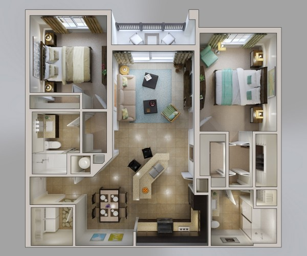 Bridges-at-Kendall-Place-Floor-Plan-600x500