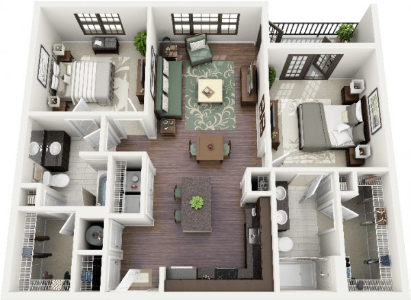 Crescent-Ninth-Street-Floor-PLan-600x439