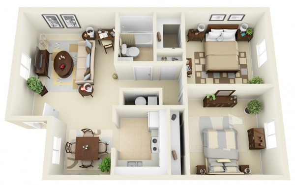 Incore-Residential-Two-Bedroom-Floor-Plan-600x377