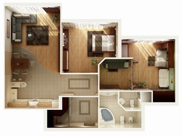Large-Two-Bedroom-Apartment-600x450