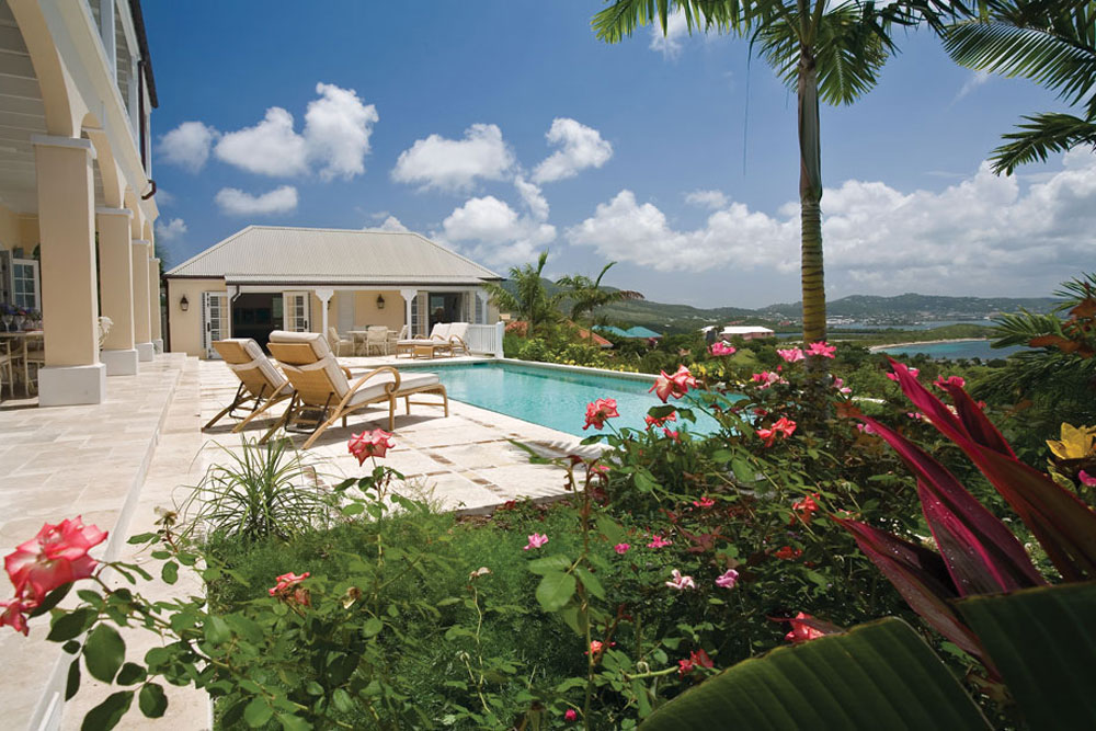 Mango Hill Greathouse - Luxury Villa in St. Croix