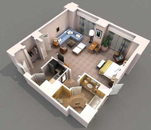 Orlando-Grande-Lakes-Luxury-Hotel-Suite-600x518
