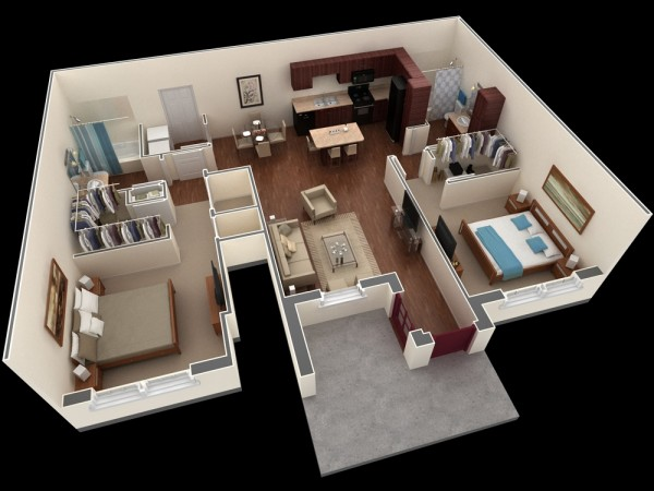 Shared-Apartment-Plan-600x450