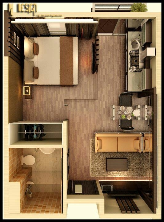 Small-Apartment-Living