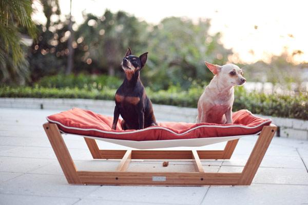 Egyedi kutya és macska fekhely