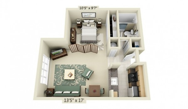 studio-apartment-interior-layout-600x347