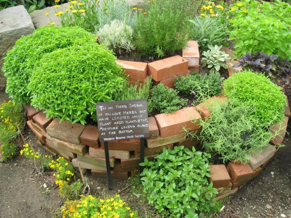 cleveland-botanical.herb-spiral_sarahjoknits.blogspot